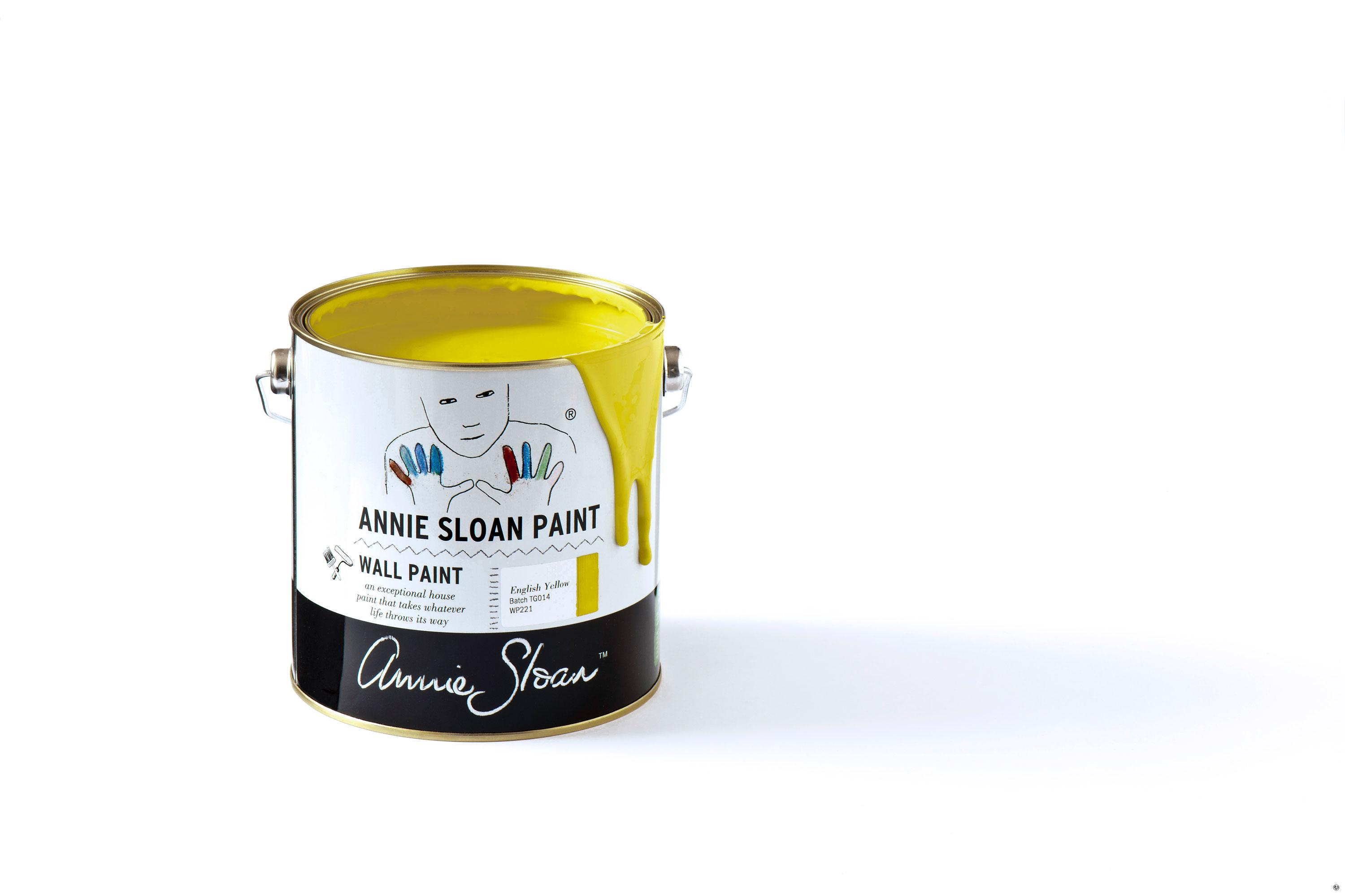 Wall Paint English Yellow